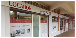 Agence immobilière la Réunion