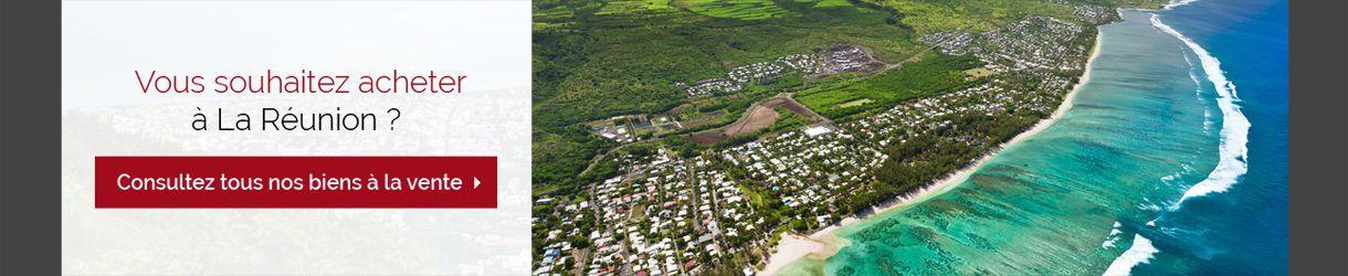 Ventes immobilières à la Réunion